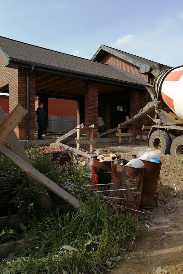 бетон дубровка сарапул